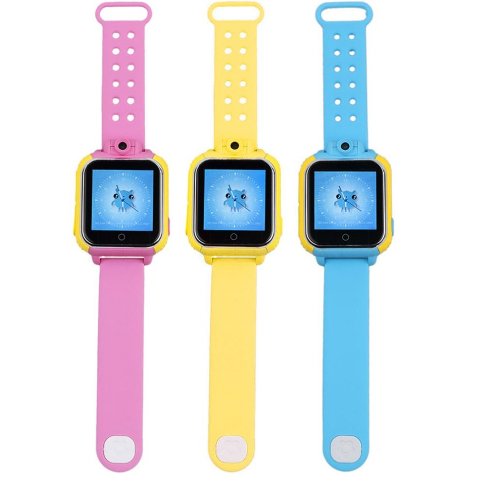 V75 GPS Smart Watch With V75 Wifi Touch Screen Children Smartwatch SOS Call Location For Kid Safe Anti-Lost Monitor