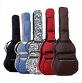 Waterproof  Thicken 38 39 40  41 Guitar Bag Case Backpack Guitarra Bass Accessories Parts Nylon Carry Gig Oxford Cloth Canvas