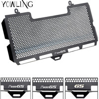 Radiator Guard For BMW F650GS F700GS F800GS Moto Radiator Grille Guard Cover Protector F 650 700