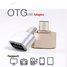 100PCS OTG Hug 2.0 Converter OTG Adapter Micro USB to USB Hub for Mini Android Gadget Phone Cable Card Reader Flash Drive Wire