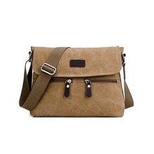 Men messenger bags 2016  Hot Canvas bag briefcase famous designer brands high quality vintage big men travel bag shoulder bag стоимость