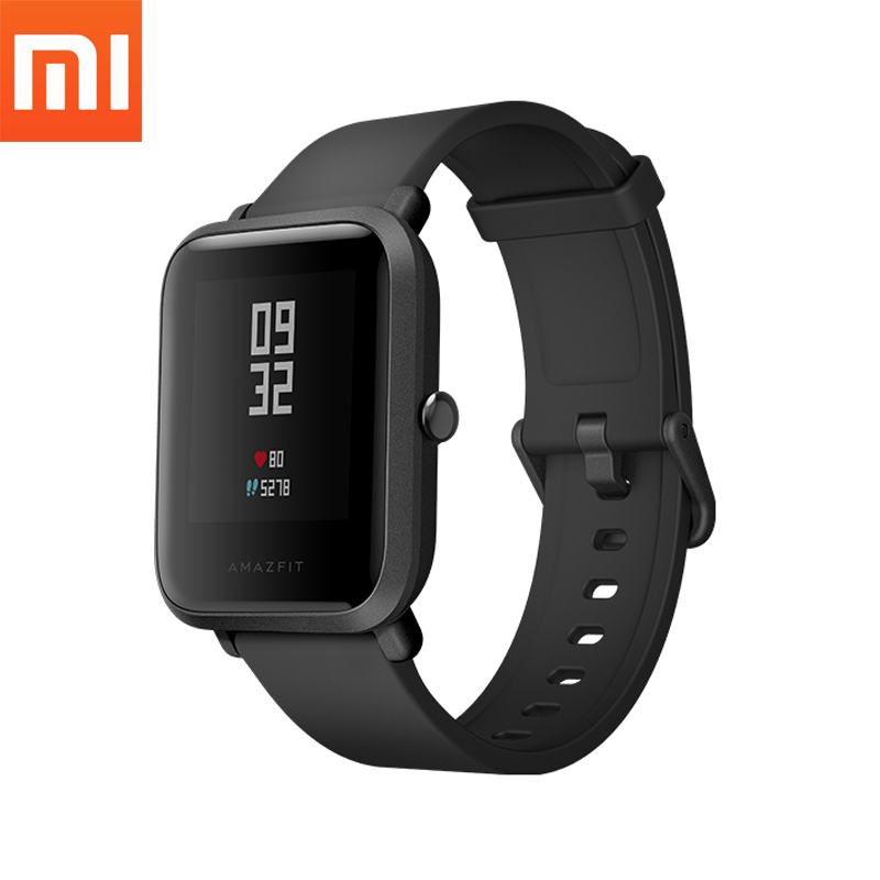 Huami AMAZFIT Bip Lite Youth Edition Smart Watch GPS GLONASS Bluetooth 4.0 Heart Rate Monitor IP68 Waterproof Android IOS умные часы huami amazfit bip youth edition оранжевый
