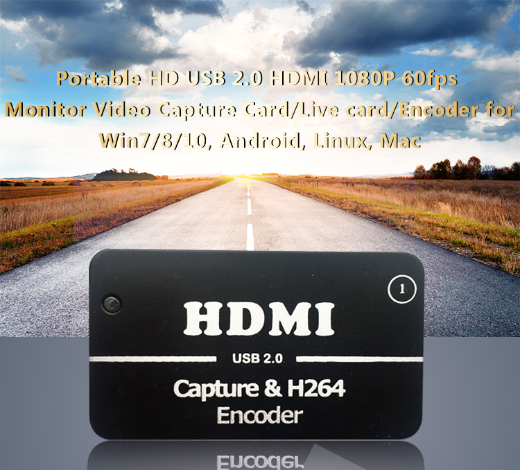 placa de captura de vídeo 1080 p