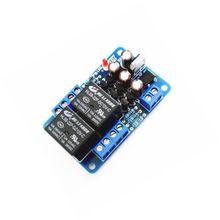 Haut-parleur Protection Bord Composant Audio Amplificateur DIY Boot Retard DC Protéger Kit