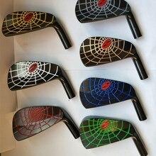 Playwell Zodia spider Ограниченная серия Гольф Железная головка кованая углеродистая сталь драйвер деревянная железная клюшка