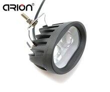 CIRION werklamp 20 W 12 V Spotlight Mistlamp Offroad Werken Licht Voor ATV SUV Motorfiets Truck Boot LED werk Licht