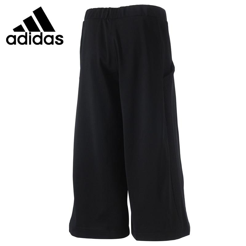 Original New Arrival 2017 Adidas NEO Label W MESH 3/4 PT Women's Shorts Sportswear adidas original new arrival official neo women s knitted pants breathable elatstic waist sportswear bs4904