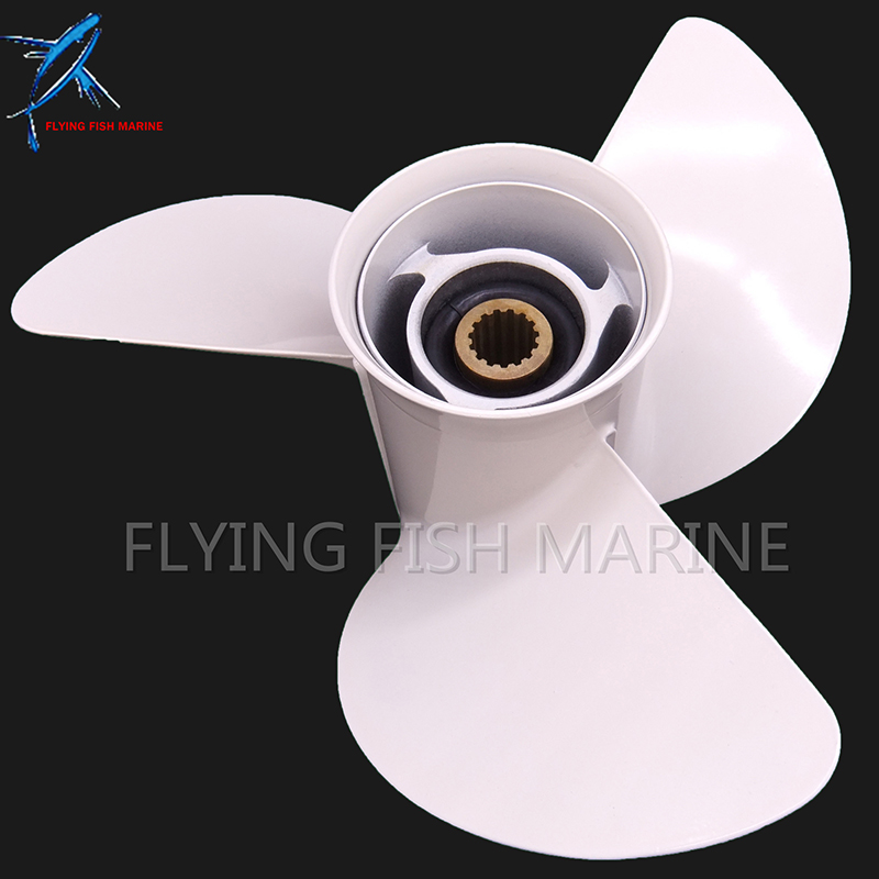 T85-04020000 T85-04020000-15 Propeller For Parsun Hdx Makara T60 T75 T85 T90 Outboard Motor 13 1/2x15-k Attractive Fashion Automobiles & Motorcycles Boat Engine