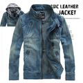2017 new Men's Casual Denim Jackets hoodies,autumn overcoat,outwear, winter jeans jacket men, Men's Coat ,plus Size S-5XL,JJ1