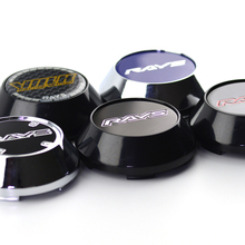 4 Pcs RAYS Wheel Center Badge Hub Cap Rim Cover 65mm Perfectly Fit for Rays VOLK Racing TE37 CE28N Rims