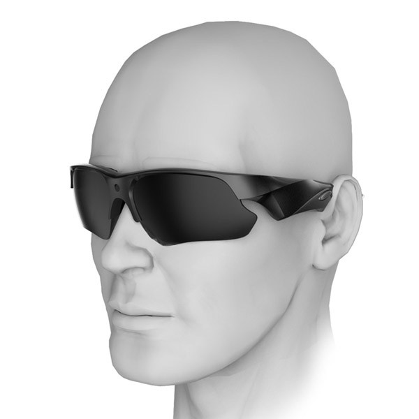 Hot HD 720P Sunglasses Glasses Camera  (8)
