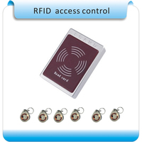 2014 Newset With A Firewall RFID 125KHZ Access Controler Proximity Entry Door Lock Access Control System