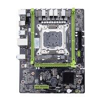 X79 M2 Motherboard LGA2011 ATX USB3.0 SATA 6Gb/s PCI E NVME M.2 SSD support REG ECC memory and Xeon E5 processor