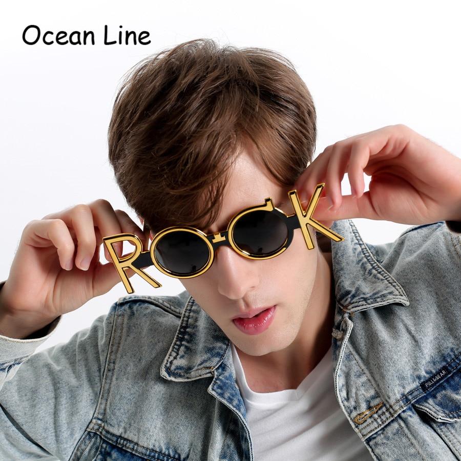Syzet e rrumbullakëta të artë prej syze Dielli Risat e diellit - Furnizimet e partisë - Foto 3