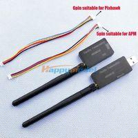 433Mhz Module W Case TTL 3DRobotics 3DR Radio Telemetry Kit For APM2 2 6 New Set