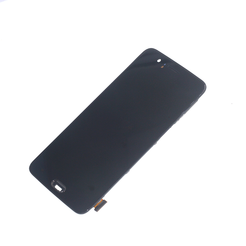 Image 2 - AMOLED Display for Oneplus 5 A5000 OLED LCD display + touch screen digitizer Assembly for Oneplus Five LCD Repair parts-in Mobile Phone LCD Screens from Cellphones & Telecommunications