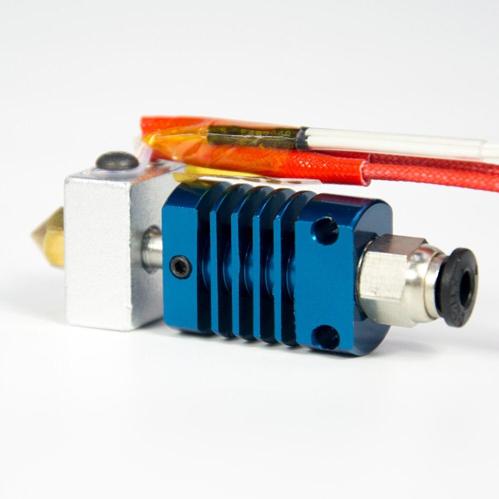 Ya LK1 boquilla de cobre boca de MK8 Original Compatible con Alfawise U20 boquilla