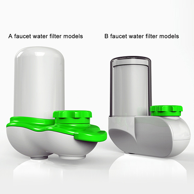2016 New Activated Carbon Tap Water Purifier Use For Kitchen Faucet Filter