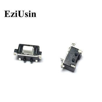 EziUsin 3*6*5 nowy typ dotykowy przycisk mikro przełącznik ON OFF dla telefonu komórkowego PCB dźwięk klawiatura bezprzewodowa samochodu tanie i dobre opinie ROHS Switch Mikroprzełącznik 2 9x3 9 2 9*3 9 Miedzi Przełączniki