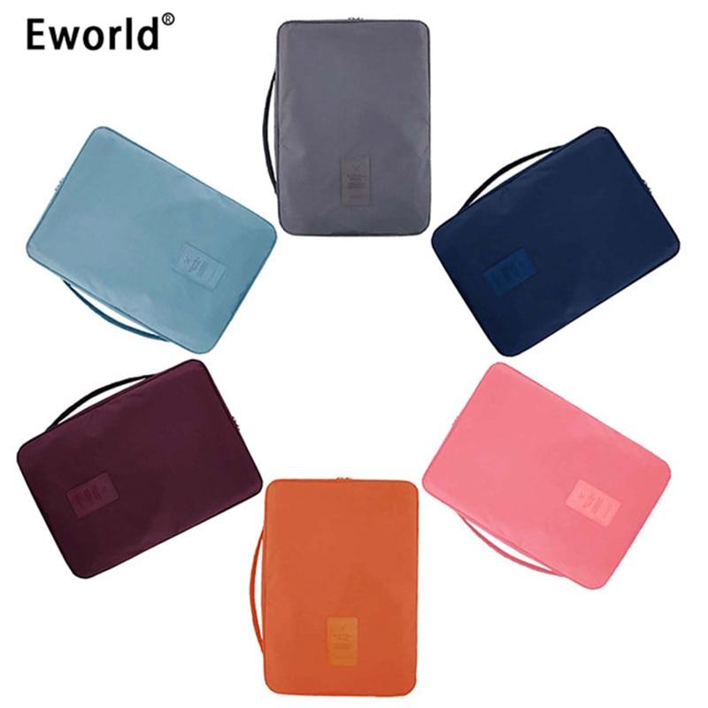 Eworld Mood Multifunktsionaalne Reisimine Veekindel Storage Organizer - Kodu ladustamise ja organisatsiooni