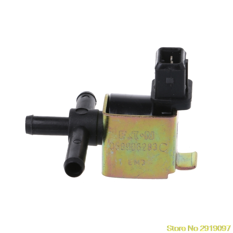 New Turbo Boost Control Valve Solenoid For Audi A4 S4 TT 1.8T VW Jetta Golf Kit 058 906 283 C 058906283C Drop Shipping Support