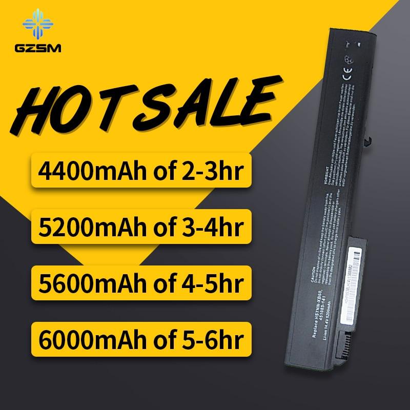 Hsw bateria do portátil para hp elitebook 8530p 8530w 8540p 8540w 8730w 8740 6545b ku533aa HSTNN-XB60 HSTNN-OB60 HSTNN-LB60 bateria