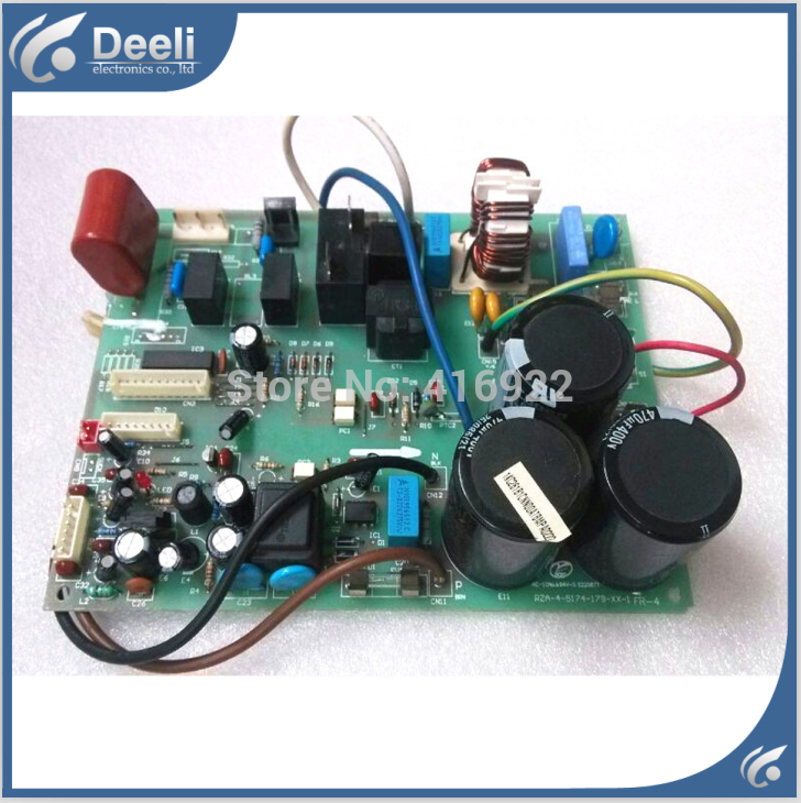 95% new good working for hisense inverter air conditioner kfr-26w 77vzbp Computer motherboard rza-4-5174-179-xx-1 on sale