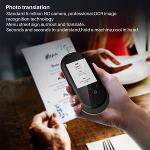 Image 3 - Portable Language Translator Voice Photo Translation Two way Translation Multi language Portable Smart Voice Translator