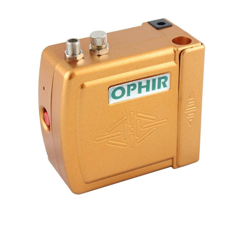 OPHIR Airbrush κιτ με Mini Air συμπιεστή 0,2 mm 0,3 - Μακιγιάζ - Φωτογραφία 3