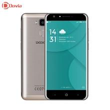 Liquidación DOOGEE MTK6737 Y6C 5.5 pulgadas 4G Smartphone Quad Core 2 GB RAM 16 GB ROM 8.0MP Cámara Frontal 3200 mAh Teléfono Móvil