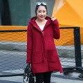 Плюс Размер 5XL 6XL Женщины Куртка Пальто Новый Осень Зима Стиль Мода Повседневная Платье Девушку Толстовки Верхней одежды толстовки толстовка