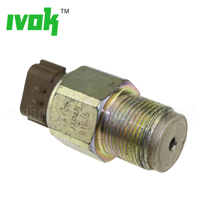 Genuine Fuel Rail Pressure Sensor Regulator For Vauxhall Opel Corsa Zafira Meriva 1.7 CDTI 4990006160 499000-6160 EWS0009  pressure valva pressure switch pressure sensor pressure switch assy for toyota 5 499000 451 89421 d96b0 89421d96b0