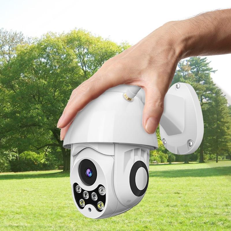 960p 1080p full HD IP wireless Outdoor Camera auto focus White light CCTV Wifi Security Camera