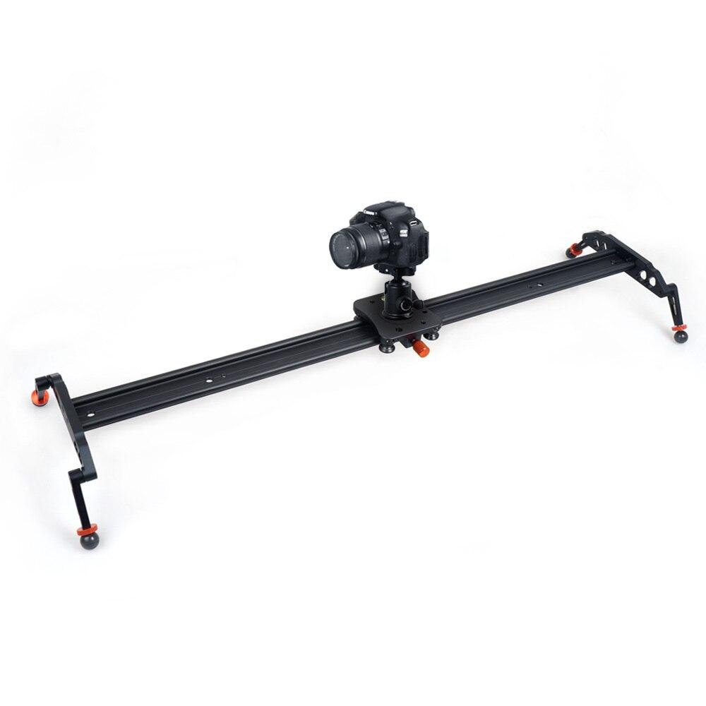 Commlite 60CM / 80CM Aluminium Alloy Wheel Sliding-Pad Video Spår - Kamera och foto - Foto 1