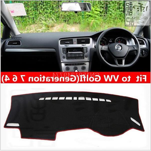 2010 Volkswagen Golf Interior: Dashmats Car Styling Accessories Dashboard Cover For
