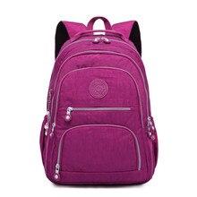 Brand Laptop Backpack Women Travel Bags 2019 Multifunction R