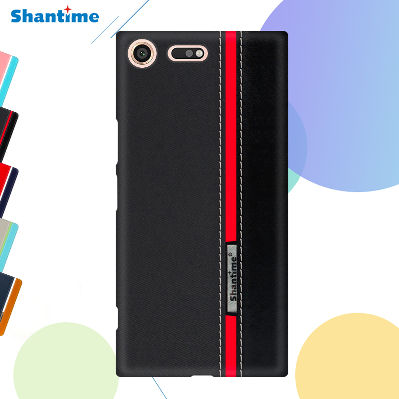 Luxury Pu Leather Case For Sony Xperia XZ Premium Fashion Colorful Phone Case For Sony Xperia