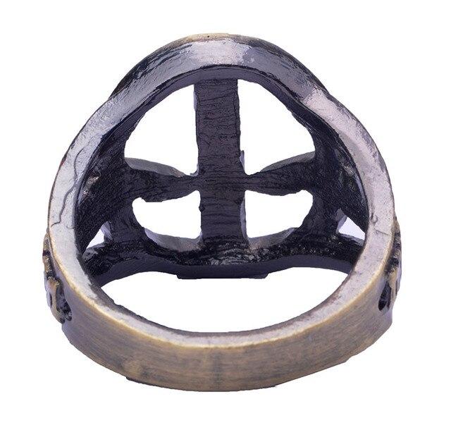 Кольцо дэдпул 18 мм 2