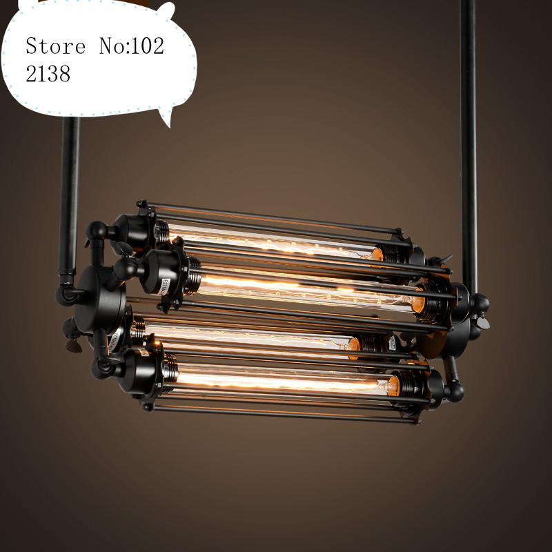 Modern Pounk Style Pendant Lights Vintage Industrial Loft Metal Black Rustic Fashion Light E27 Wire Hanging Lighting Fixture чехол флип повышенной защиты для micromax a093 canvas fire черный armor