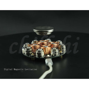 Image 2 - Kỹ thuật số maglev 5 V điện, tải nặng bay lên từ, hiệu quả tiết kiệm điện năng stark Công Nghệ 500g