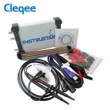ISDS205X Virtual PC USB oscyloskop DDS signal i logic analyzer 2CH 20 MHz przepustowość 48MSa/s ADC 8bit FFT analizator