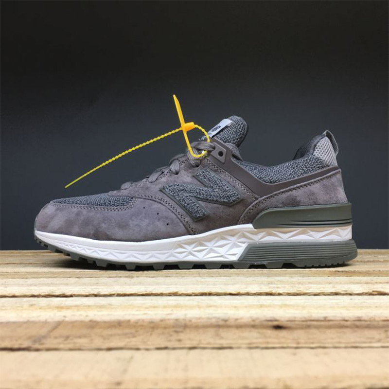 NEW BALANCE MS2018574V2 Mens Shoes Height Increasing Damping Trainers 39-44 6Colors