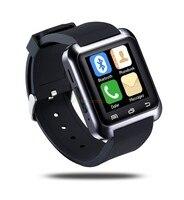 stoga u80 каналу Bluetooth Smart наручные часы телефон для iOS и андроид телефон - красный #1202036