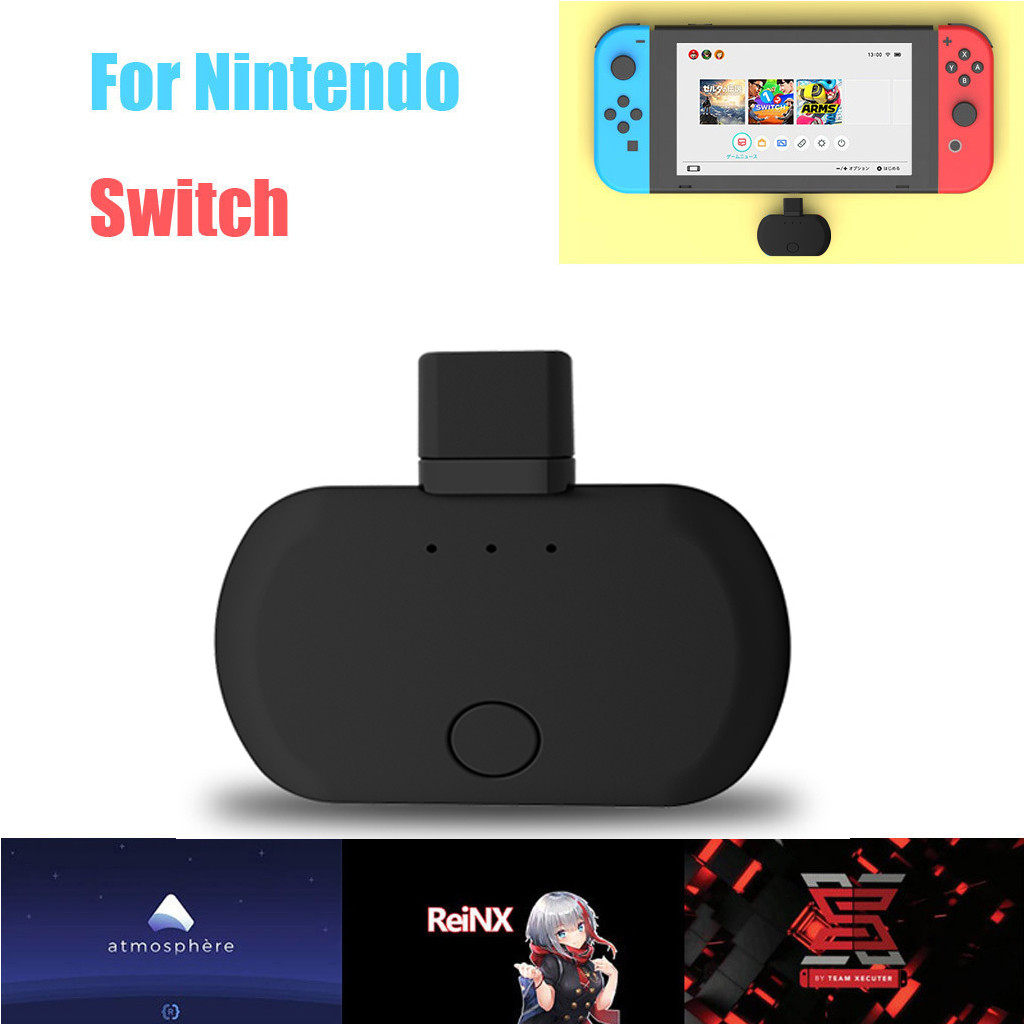 With Usb Type C Aptx Ll Low Latency Connect Wireless Headphones Speakers Support For Ps4 For Switch For Pc Host Use Ac Dc Adapters Aliexpress