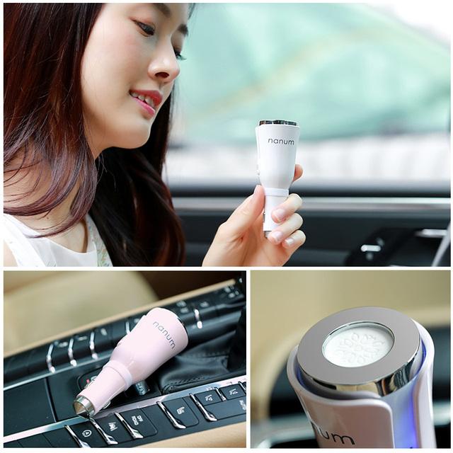 Car Aromatherapy Mat Diffuser