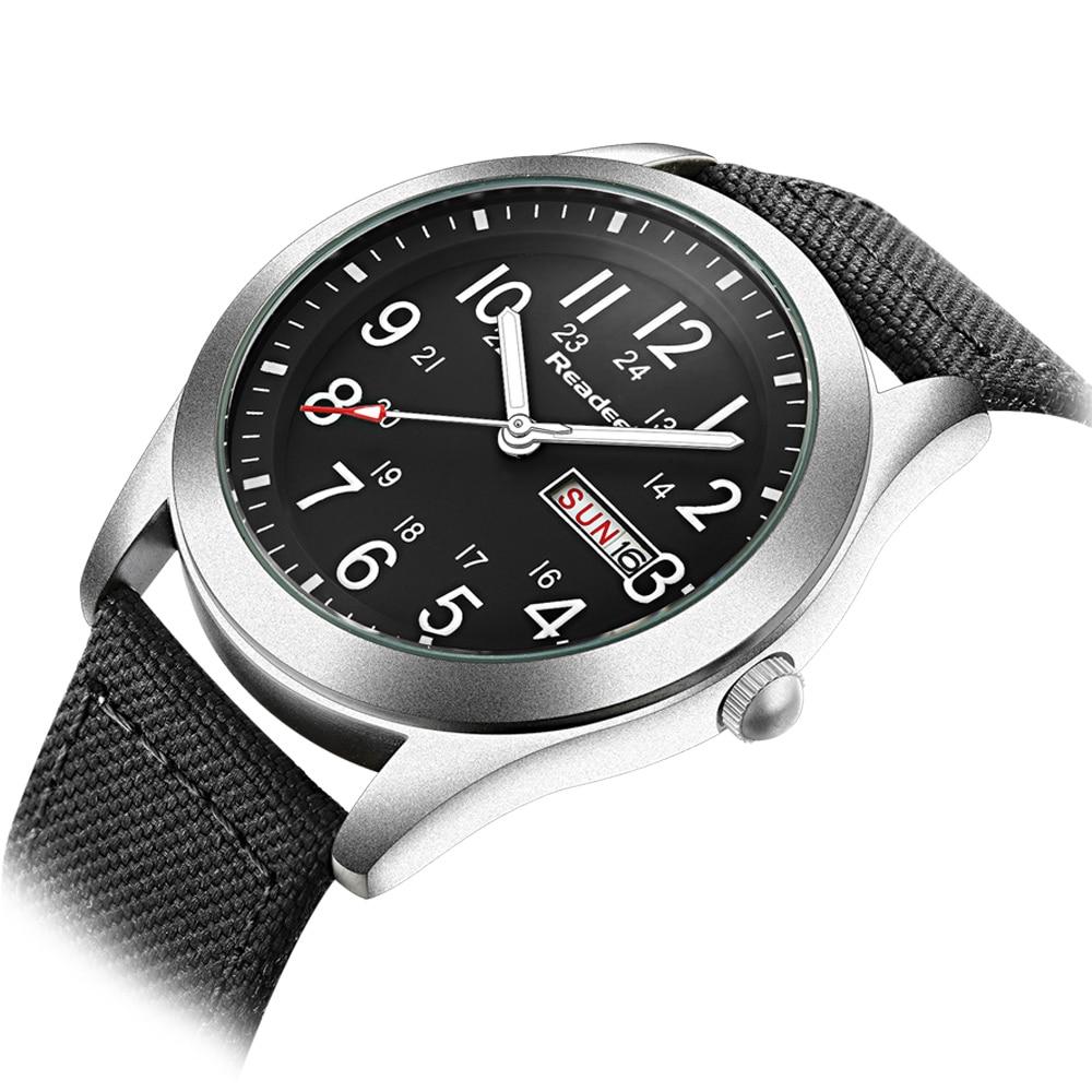 Readeel Brand Fashion Men Sport Watches Men's Quartz Hour Date Clock Man Military Army Waterproof Wrist watch kol saat erkekle 4