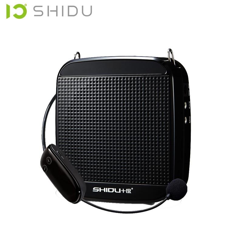 2.4G trådlösa högtalare bärbar mini mikrofon Voice Amplifier - Bärbar ljud och video