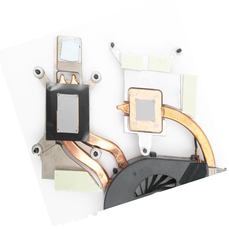 Nieuwe originele ventilator DV6-2000 koellichaam voor HP DV6-2000 - Computer componenten - Foto 3