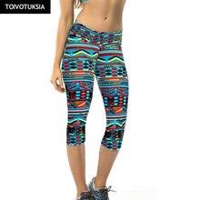 TOIVOTUKSIA Pantalones Mujer Yoga Pants Women Summer Fitness Legging Sportswear Pantalon Femme mallas Running Mujer