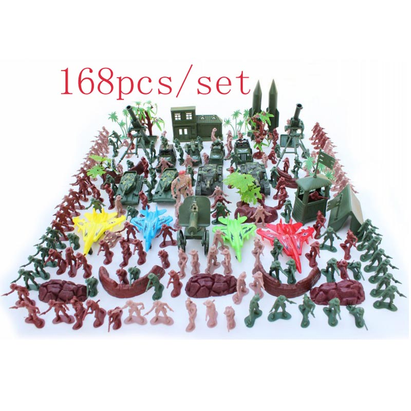 Soldier Set Cowboy scene model military forces soldiers were children's toys soldier trooper commando 168pcs/set Gifts Children free shipping 200pcs lot plastic soldier set military toy model set with tank helicopter model best toys for children birthday